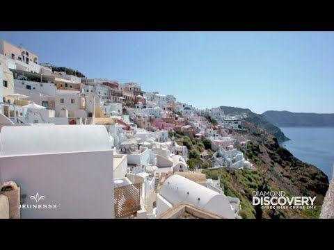 DIAMOND DISCOVERY GREEK ISLES CRUISE 2014 - YouTube
