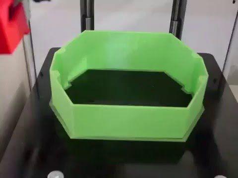 Poetry Infinity 3D Printer - Tarot drone