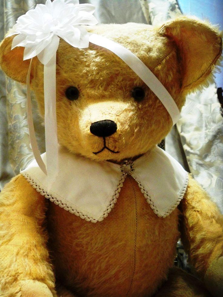 254 best more great antique teddies images on Pinterest | Steiff ...