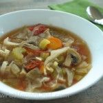 Thumbnail image for Fat Free Vegan Cabbage Soup (Cabbage Soup Diet Recipe For Weight Loss)