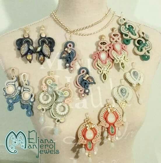 Cotton collection Eliana Maniero Jewels 2016
