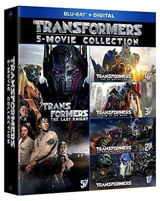 Transformers DVD Box Set (NOT blu-ray)