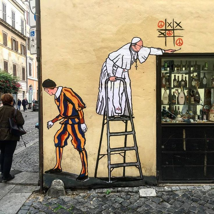artnet News aims to find the best and brightest street artists working today, from known entities to emerging artists.