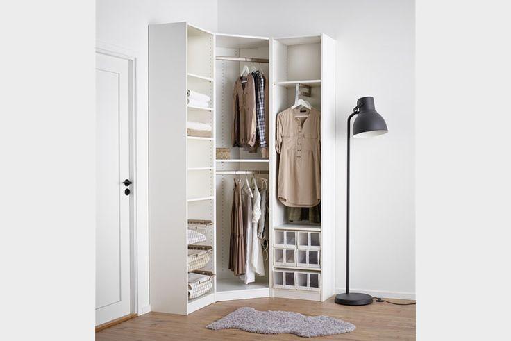IKEA Pax Eckschrank … Eckschrank schlafzimmer, Ikea