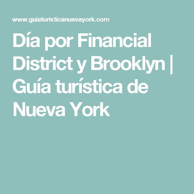 Día por Financial District y Brooklyn | Guía turística de Nueva York