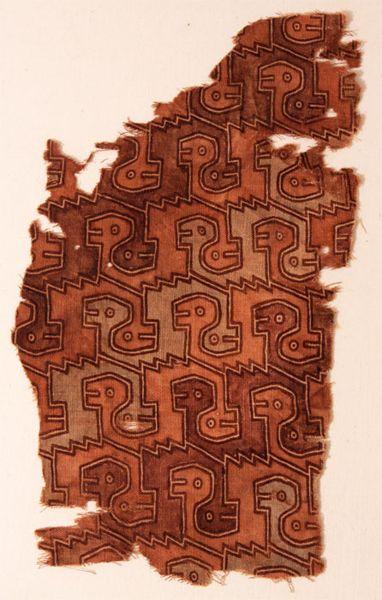 textile: fragment | Peru | c. 1000-1200