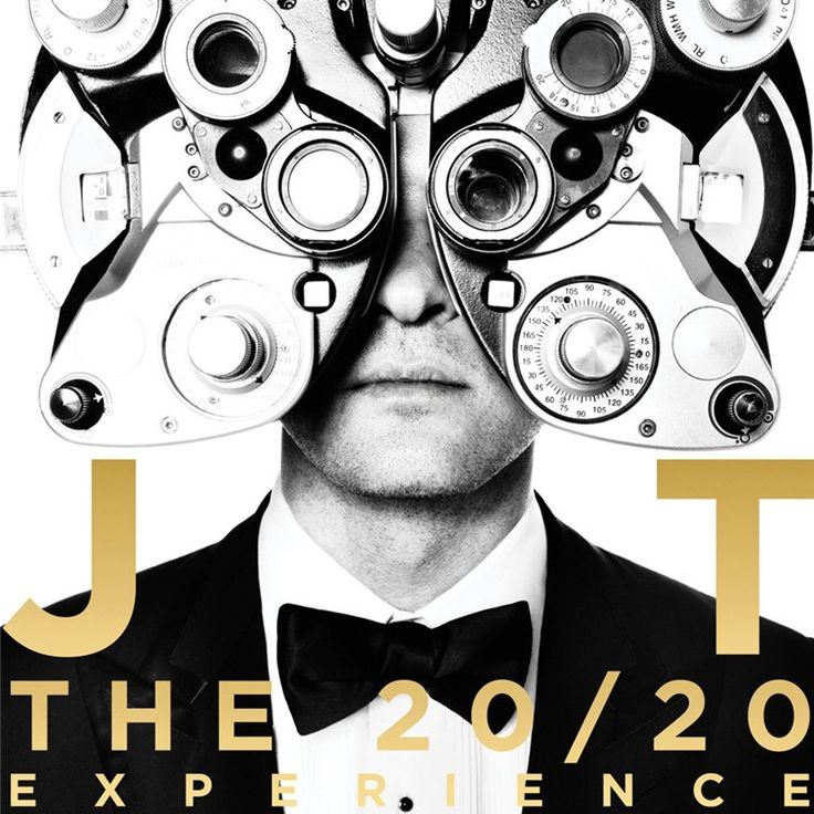Justin Timberlake - The 20/20 Experience on 2LP   Download