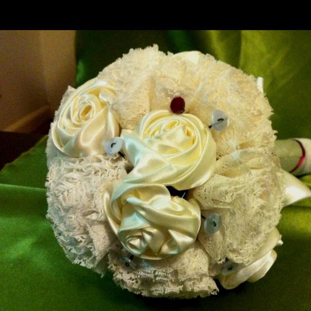 First sold bouquet to Zubaida, in Dubai!