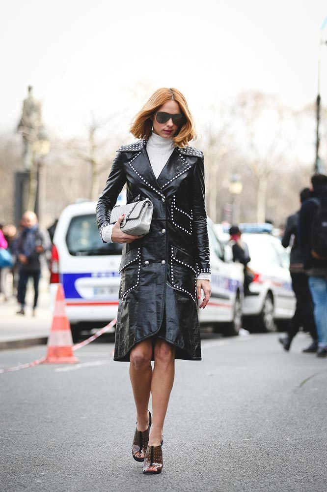 The Best Street Style from Paris Fashion Week AW16