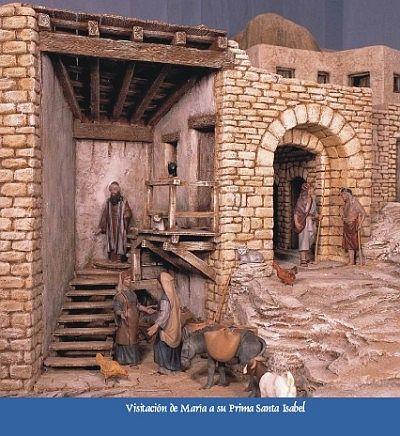 ... Valladolid - al Servicio de la Provincia - Belén Biblico Monumental