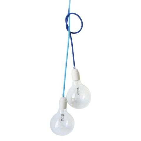 CablePower: Lampa z oplotem CableTWO