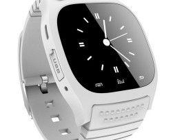 Luxusné nadupané SMART inteligentné hodinky v bielej farbe