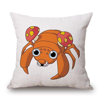 Pokemon Cushion Covers