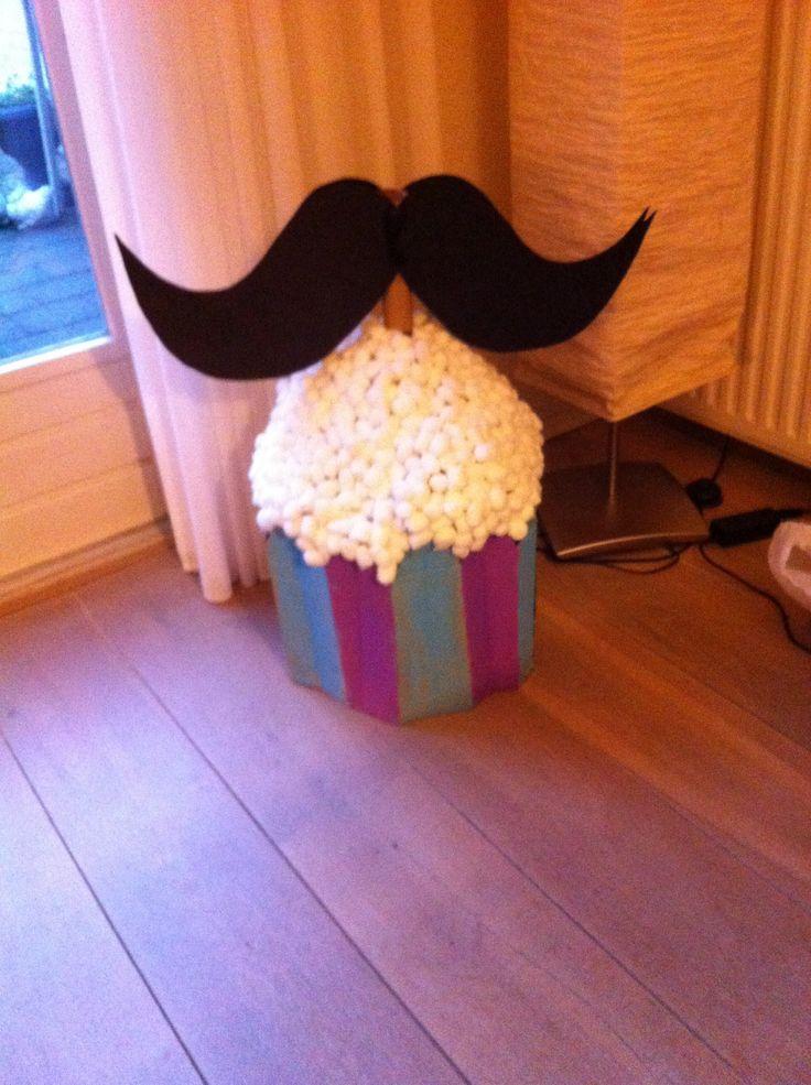 Cupcake Sinterklaas suprise