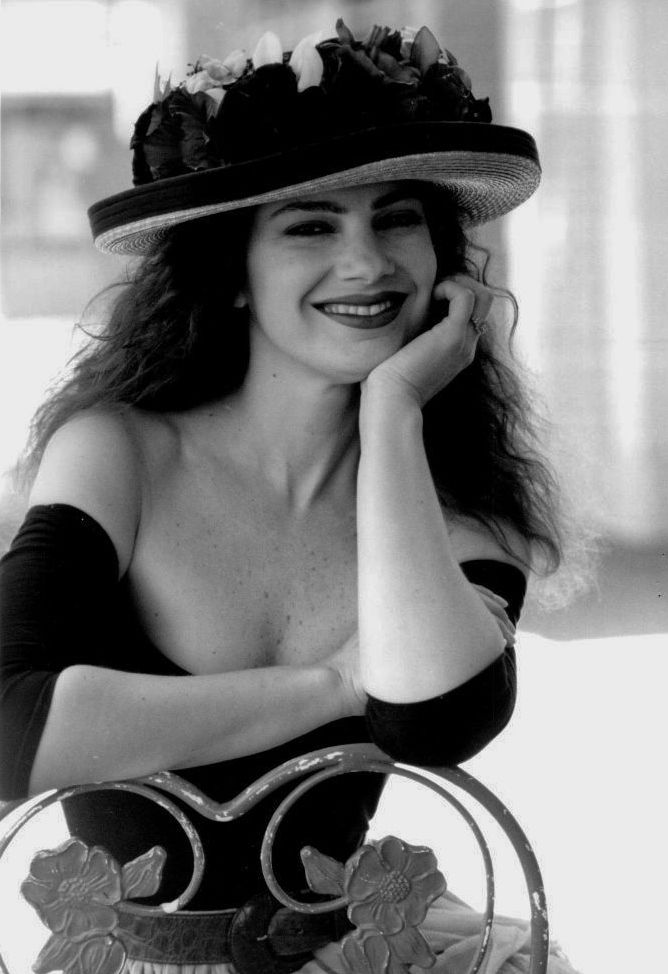 """Fran Drescher - I really enjoyed her """"Nanny"""" show for years..."""