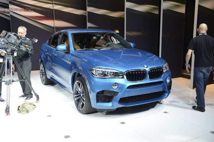 2014 LA Auto Show: New BMW X5 M and BMW X6 M Make World Debut - http://www.bmwblog.com/2014/11/20/2014-la-auto-show-new-bmw-x5-m-bmw-x6-m-make-world-debut/
