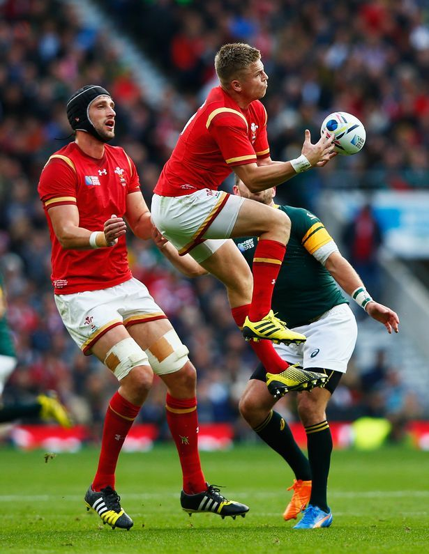 The Wales v South Africa ratings: The best and worst of Gatland's men on day of…