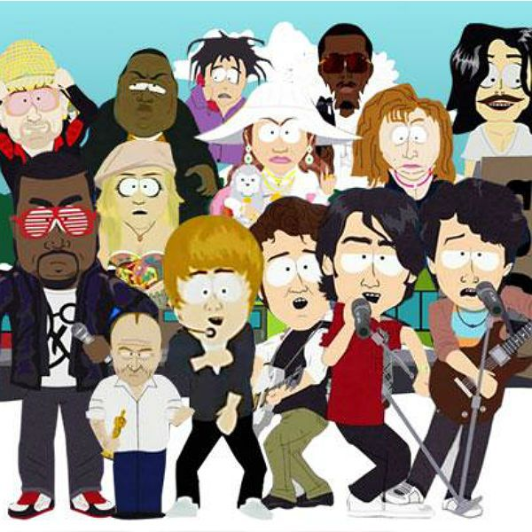 The best South Park cameos from musicians ever. Remember when Justin Bieber was crushed Cthulhu? That happened...  Click the image for more.