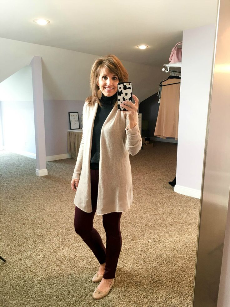 Danielle, I adore a good duster length blazer or sweater...and this Lusso Desiree  is gorgeous.  I might like it better in another color--I'm afraid I might spill on this one!