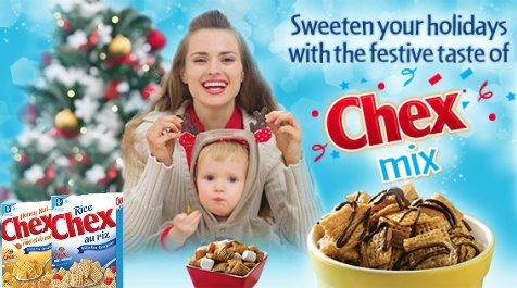 Free Chex Cereal for a year from General Mills #winjunkie