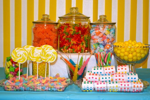 Sweet Shop Party #sweetshop #party