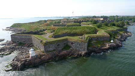 Fortress of Suomenlinna | Finland