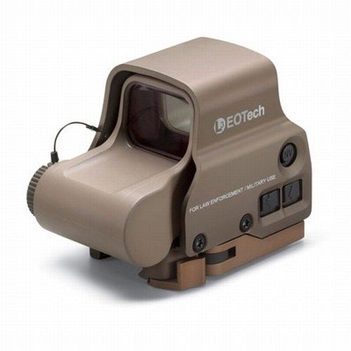 #Weapon sight of choice by America's warrior elite - #EOTech EXPS3-0TAN #HolographicSight