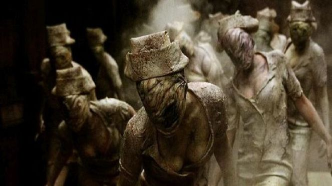 enfermeras de Silent Hill