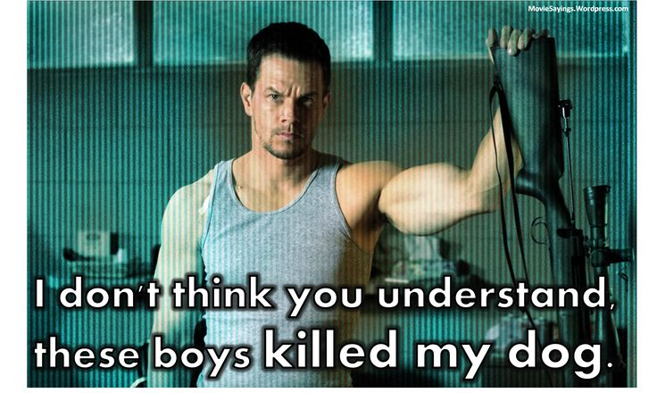"""Mark Wahlberg In """"Shooter"""""""