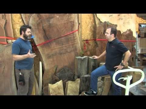 Tour the Woodshop of Nick Offerman aka Ron Swanson