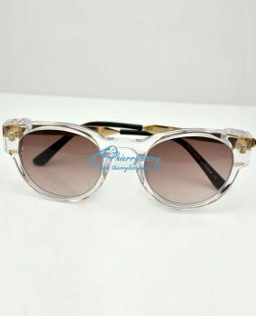 Thierry Lasry Sexxxy 00 Clear Frames Sunglasses