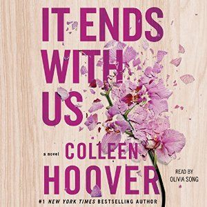 Amazon.com: It Ends with Us (Audible Audio Edition): Colleen Hoover, Olivia Song, Simon & Schuster Audio: Books