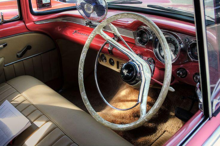 FB Holden Interior