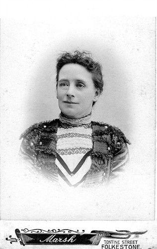 Frances Gwynne sister of Henry Hector James Gwynne