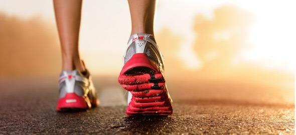 Πώς να χάσετε 9 κιλά μόνο με το περπάτημα