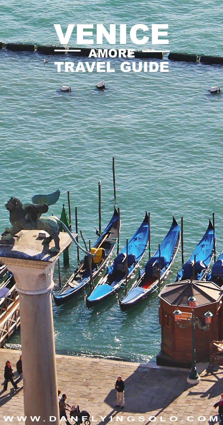 It took four visits to be sure, but my love can't be denied. A Venice travel guide through photos and emotions rather than defined by must do's.