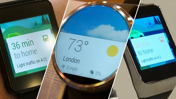 Android Wear is Going Places