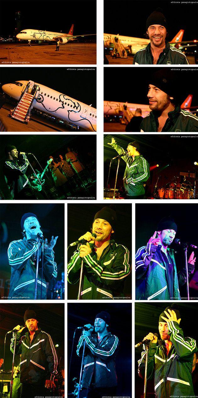 secret gig in athens, 2007?