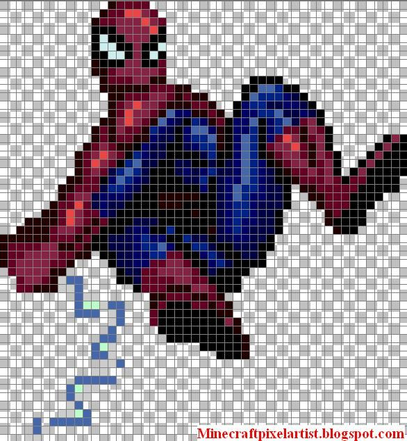 Best Pixel Art Images On   Bead Patterns Fuse Beads