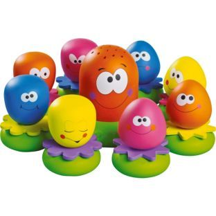 buy tomy octopals bath toy at your online. Black Bedroom Furniture Sets. Home Design Ideas
