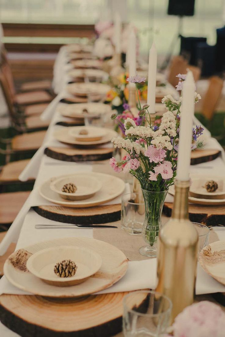 Handmade Country Wedding | Made From Scratch
