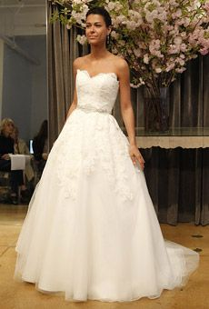 Judd Waddell lace ballgown. I've tried on this gown and am totally obsessed with it...