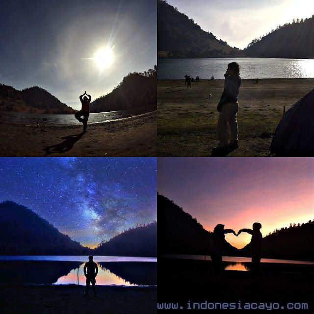 Danau Ranu Kumbolo Pesona Indonesia