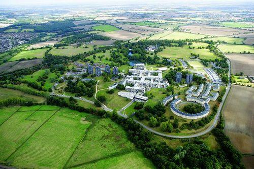 Colchester... University of Essex Spring 2013? :)