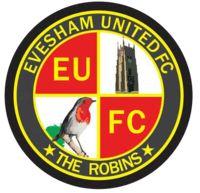 1945, Evesham United F.C. (England) #EveshamUnitedFC #England #UnitedKingdom (L16672)
