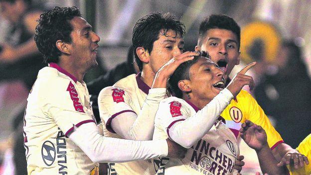 Universitario es el equipo más copero del fútbol peruano