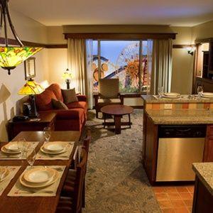 No. 15 Disney's Grand Californian Hotel, Anaheim, CA