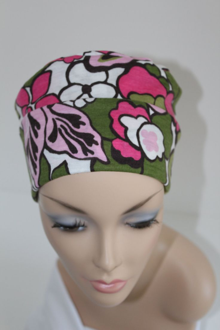 chemo hats | Chemo Hats Free Patterns http://www.etsy.com/listing/101665021/chemo ...