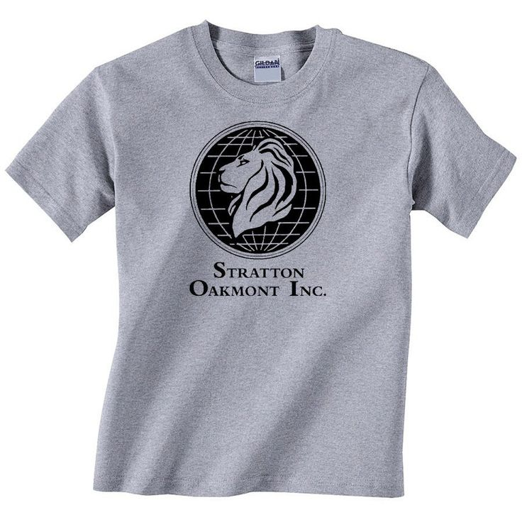 Stratton Oakmont Wolf Of Wall Street Style Fanmade by PLAN9TSHIRTS, £10.00