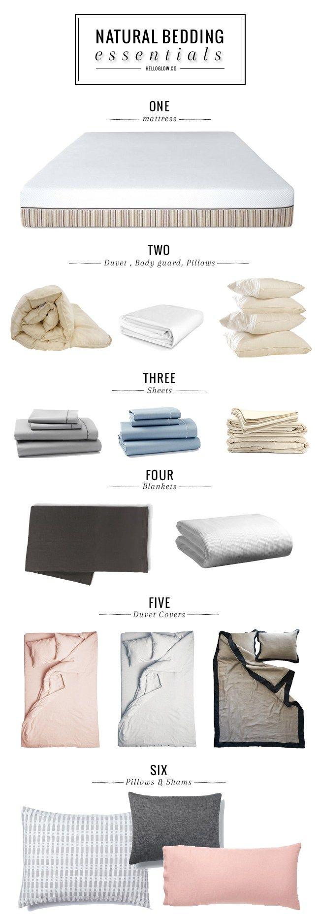 Natural Bedding Essentials